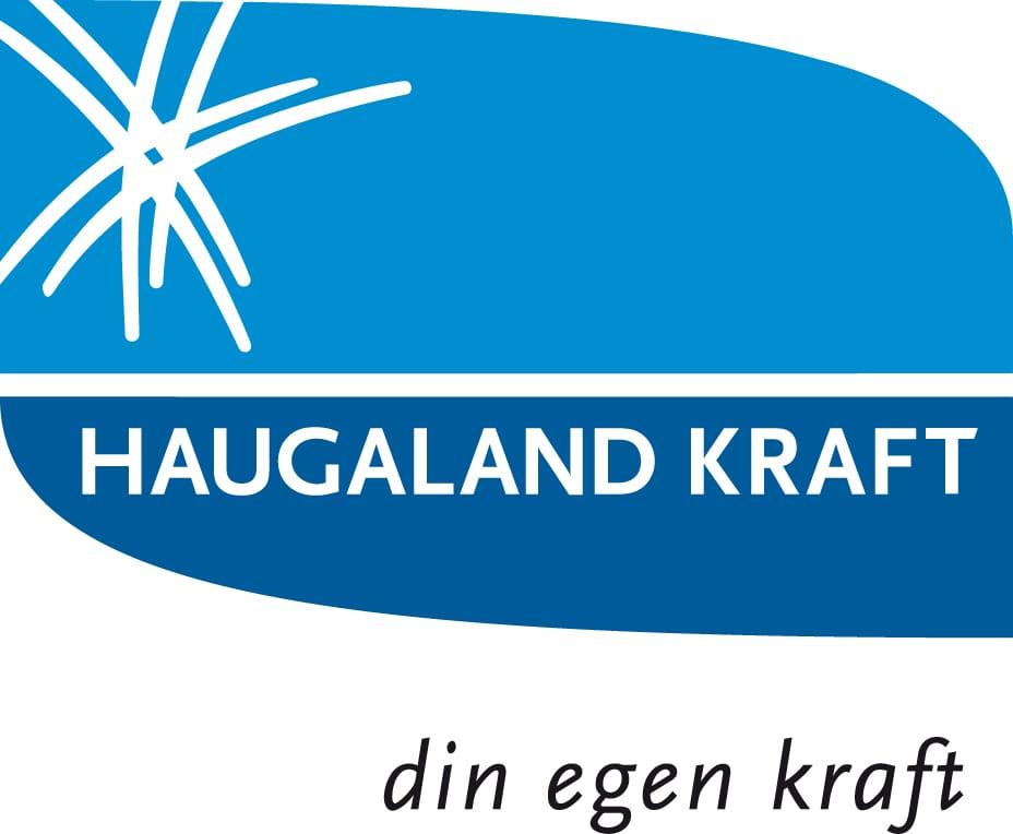 Haugaland Kraft logo